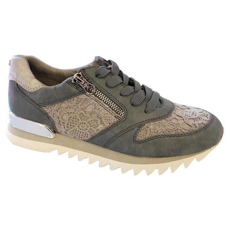 tom tailor 2795809 leichter damen sneaker mit spitze. Black Bedroom Furniture Sets. Home Design Ideas