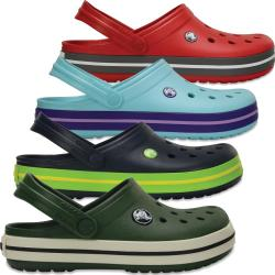 CROCS Crocband Kids 204537 Clog neue Farben Gr.22-35