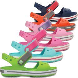 CROCS Crocband Kids Sandale in tollen Sommerfarben Gr.22-35