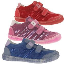 PRIMIGI Leder Halbschuh Sneaker PTF 7190 in 3 Farben...