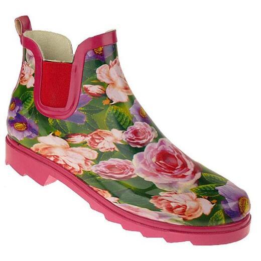 37 Stiefel Damen Rose Wild Gr Kurzschaft Pink Beck 41 Naturkautschuk shdCrQtxB