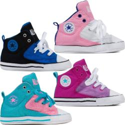 CONVERSE First Star High Street Baby Chucks in 4 Farben...