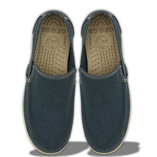 CROCS Santa Cruz Clean Cut Men´s Loafer Slipper 202972 Gr.39 49