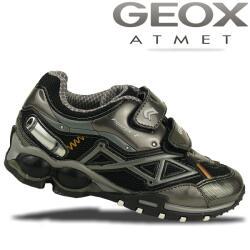 GEOX Blink Sneaker FIGHTER2 M rot o. schwarz Gr.26-34 schwarz 31