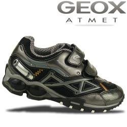 GEOX Blink Sneaker FIGHTER2 M rot o. schwarz Gr.26-34 schwarz 33