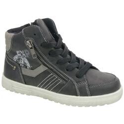 INDIGO Kinder High-Top-Sneaker Boots gefüttert 451...