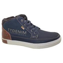 TOM TAILOR Denim 3785004 Herren Boots gefüttert in 2...