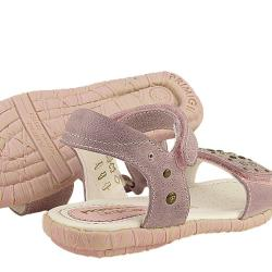 Primigi ZAFFIRO Niet(en) Sandale Leder lilarose Gr.28-39