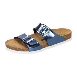 DR.BRINKMANN Sandale Pantolette Lederfussbett 701175...