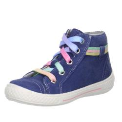 SUPERFIT Leder High-Top-Sneaker TENSY Weite M 00092-88...