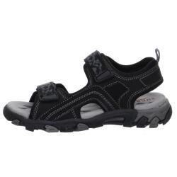 SUPERFIT Kinder Sandale HIKE Mod.00451 schwarz Weite M...