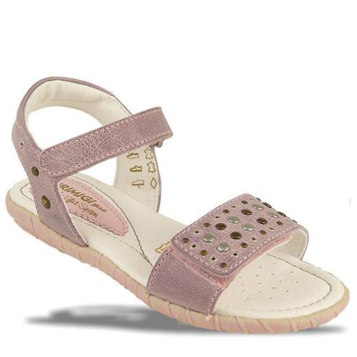 Primigi ZAFFIRO Niet(en) Sandale Leder lilarose Gr.28-39   35
