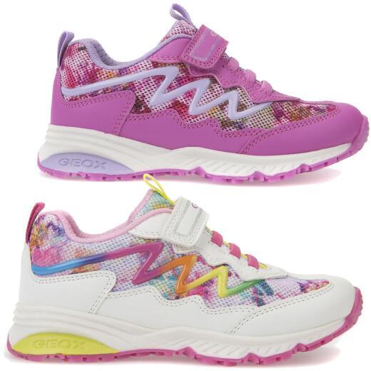 e5f8c8c2b4b4a2 GEOX J BERNIE GIRL Halbschuh Sneaker Low-Top Gr.24-35