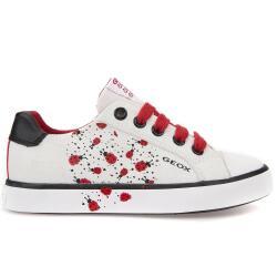 GEOX CIAK Girl Sneaker Turnschuh flach mit...