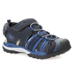 GEOX J BOREALIS Casual Sport Kinder Outdoor (Halb)Sandale...