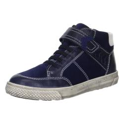 SUPERFIT LUKE Leder Sneakers High Weite W Mod.00207-81...