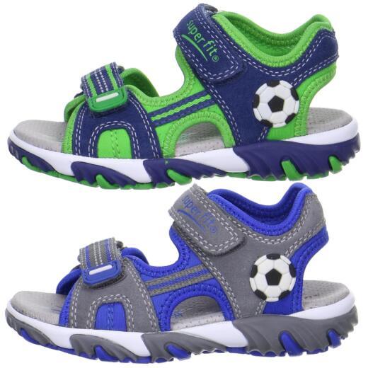 Mike 3548 Sandale Jungen Superfit 25 2 Mod Gr Klett Fussball 00174 cRq5ALj34