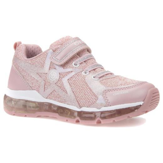 GEOX Lights Blinkschuh Halbschuh Sneaker Active ANDROID Girl Gr.24-38