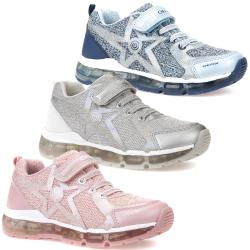 GEOX Lights Blinkschuh Halbschuh Sneaker Active ANDROID Girl Gr.24-38 acaf9cf1a6c