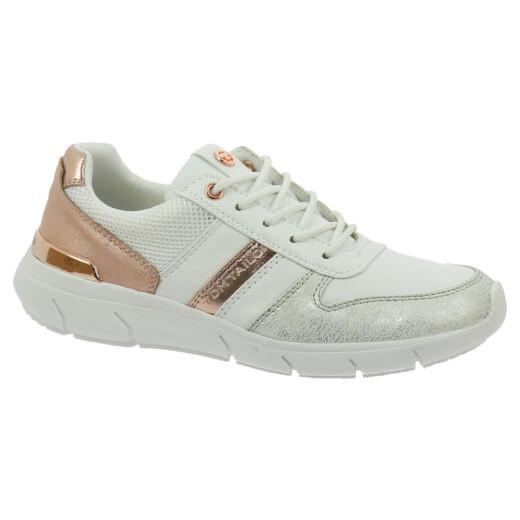 Tom Sneaker Low Schnürer 37 Glitzer Gr 4891705 Damen 42 Tailor Top BedxoCr