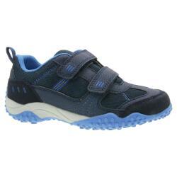 INDIGO Kinder Halbschuh Sneaker Low-Top sportlich Klett...