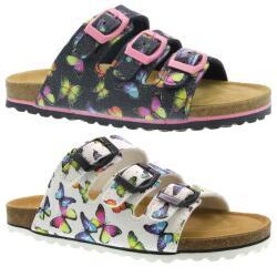 SUPERSOFT 474 285 Mädchen Pantolette Sandale...