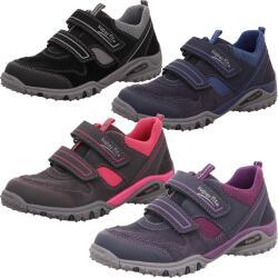 SUPERFIT Kinder Halbschuh Sneaker Unisex Leder Mod.00224...