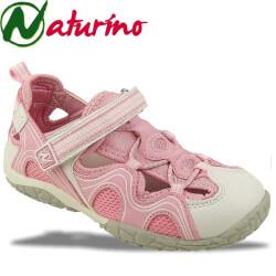 Naturino HIROSHI coole Halbsandale in 2 Farben Gr. 23-38 rosa 27