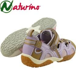 Naturino HIROSHI coole Halbsandale in 2 Farben Gr. 23-38 rosa 32