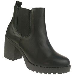JANE KLAIN 254 224 Plateau Stiefelette Ankle Boots...