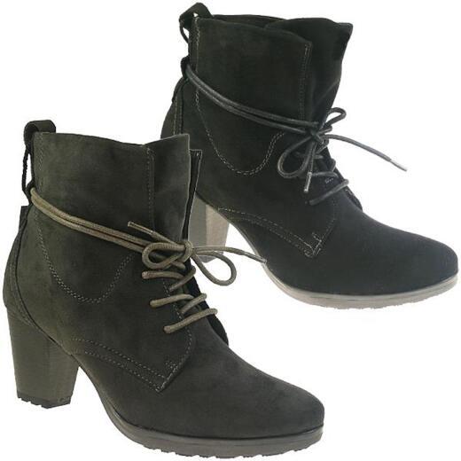 Damen Jane Klain Gr Stiefelette 251 37 42 148 Leichtes Ankle Boots Warmfutter exBodCQrW