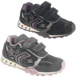 GEOX Lights Blinkschuh Halbschuh Sneaker Active NEW...
