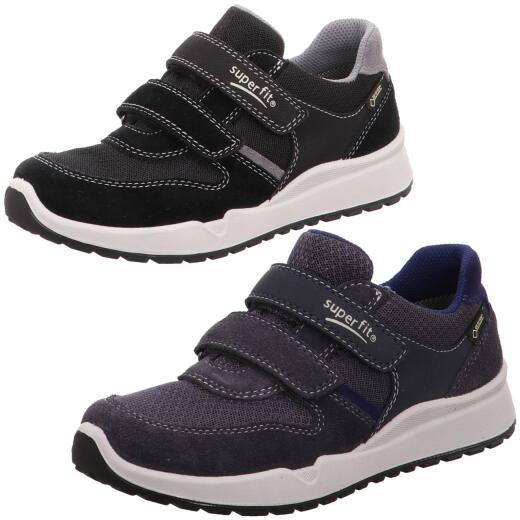 SUPERFIT Jungen Sneaker Halbschuh STRIDER 00319 wasserdicht Gore Tex Gr.30 43