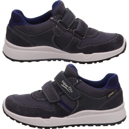sports shoes e3c1a 99ed1 SUPERFIT Jungen Sneaker Halbschuh STRIDER 00319 wasserdicht Gore-Tex  Gr.30-43