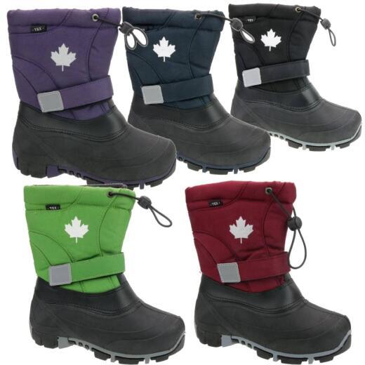 the latest 2d29d 46bc8 Canadians 467 185 Kinder Winterstiefel Boots Schnee Tex wasserdicht(1*)  Gr.24-42