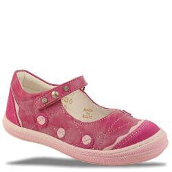 Primigi NICLA eleganter Ballerina Leder pink Gr.24-35