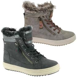 TOM TAILOR 5894702 Schnee Stiefel Winter Boots Warmfutter...