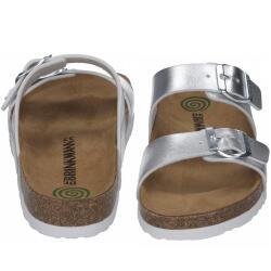DR.BRINKMANN Sandale Pantolette Lederfussbett 701394...