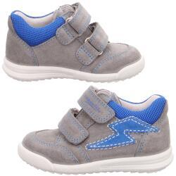 SUPERFIT Baby Kinder Leder Halbschuh Sneaker AVRILE...