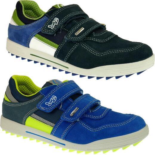 6b4ac9d5d365cf PRIMIGI 3394833 Leder Halbschuh Sneaker Klett Gore-Tex wasserdicht Gr.27-40