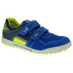 PRIMIGI 3394833 Leder Halbschuh Sneaker Klett Gore-Tex...