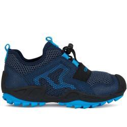 Geox Jungen J New Savage Boy Sneaker Halbschuh...