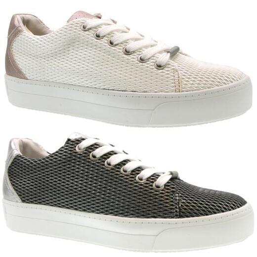 bruno banani Sneaker, Damen Sneakers, Pink (Lt. Pink 569