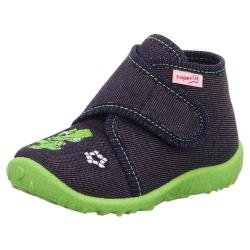 SUPERFIT Baby Kinder Hausschuh Spotty 09253-80 Dino...