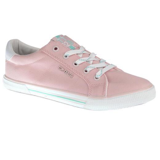 TOM TAILOR 8070601 Mädchen Sneaker Low Top Halbschuh rosa Gr.36 40