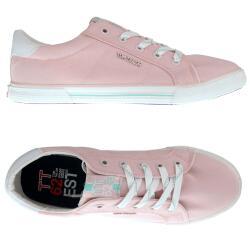 TOM TAILOR 8070601 Mädchen Sneaker Low-Top Halbschuh...