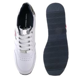 Tom Tailor 8095501 Damen Sneaker Low-Cut Schnürer...