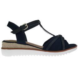 Tom Tailor 8092904 Damen Sandale T-Steg-Sandale...