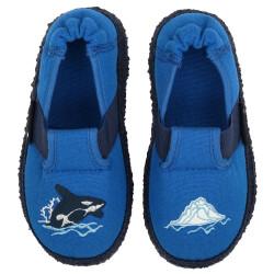Nanga Orca kleiner Wal Kinder Hausschuh Slipperform...