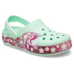 Crocs Kids Fun Lab 206270 zauberhaftes Unicorn in Mint...